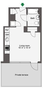 1 Bedroom, DUMBO Rental in NYC for $3,862 - Photo 2