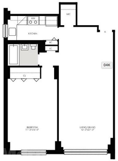 2 Bedrooms, Kips Bay Rental in NYC for $3,450 - Photo 2