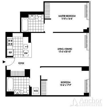 2 Bedrooms, Hunters Point Rental in NYC for $4,265 - Photo 2
