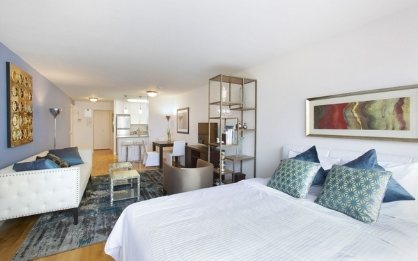 Studio, Battery Park City Rental in NYC for $2,750 - Photo 2