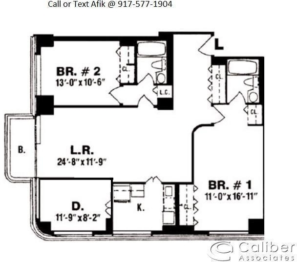 3 Bedrooms, Murray Hill Rental in NYC for $4,599 - Photo 2