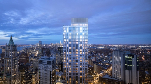 1 Bedroom, Financial District Rental in NYC for $6,375 - Photo 2