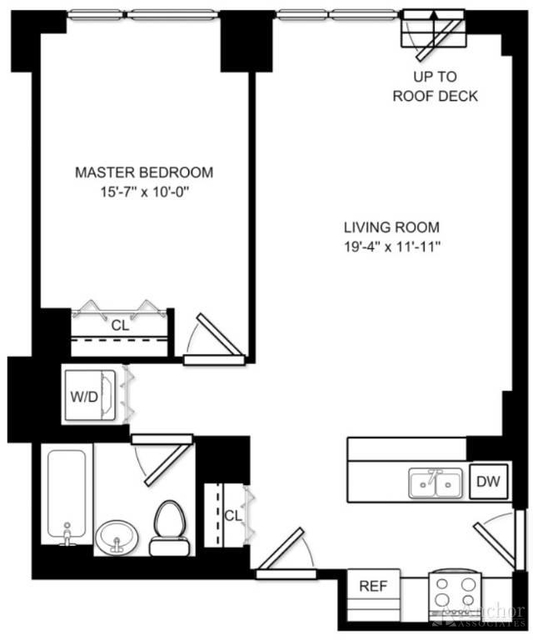 1 Bedroom, Manhattan Valley Rental in NYC for $3,680 - Photo 2