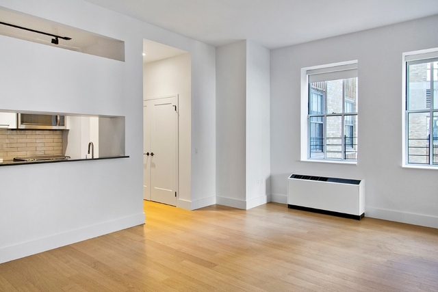 1 Bedroom, Financial District Rental in NYC for $3,452 - Photo 2