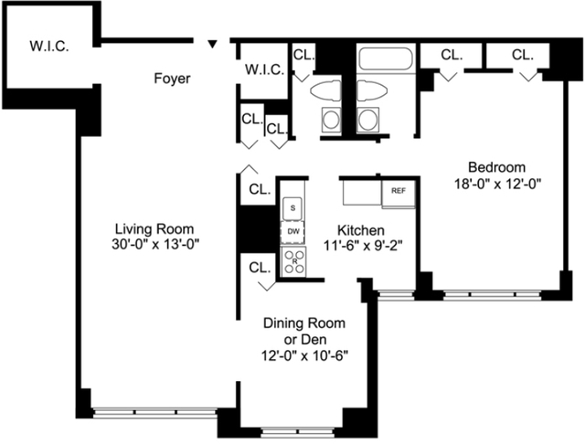 1 Bedroom, Midtown East Rental in NYC for $5,995 - Photo 2