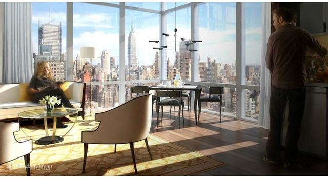 2 Bedrooms, Hell's Kitchen Rental in NYC for $7,150 - Photo 2