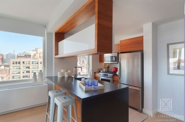 2 Bedrooms, Hell's Kitchen Rental in NYC for $6,290 - Photo 2