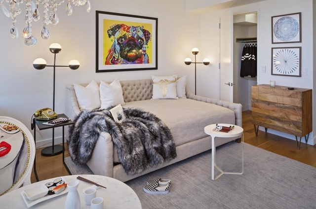 Studio, Hell's Kitchen Rental in NYC for $3,325 - Photo 2