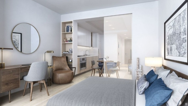 Studio, Hell's Kitchen Rental in NYC for $3,462 - Photo 1