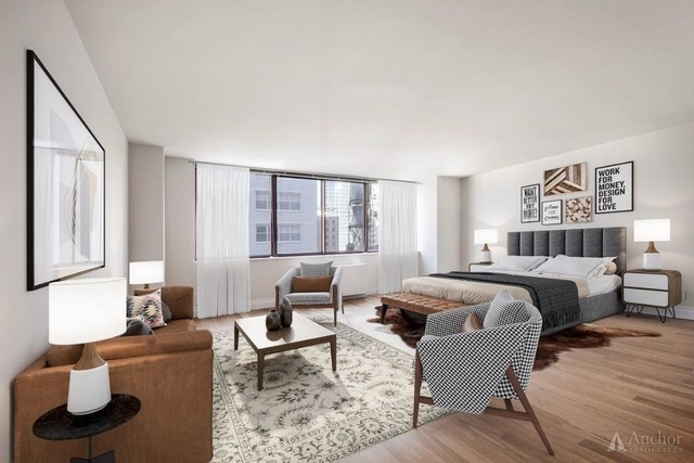 Studio, Theater District Rental in NYC for $2,820 - Photo 1