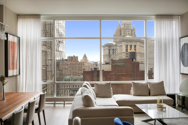 2 Bedrooms, Financial District Rental in NYC for $12,500 - Photo 1