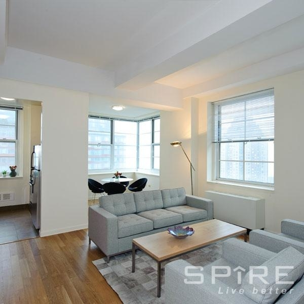 1 Bedroom, Battery Park City Rental in NYC for $3,490 - Photo 2
