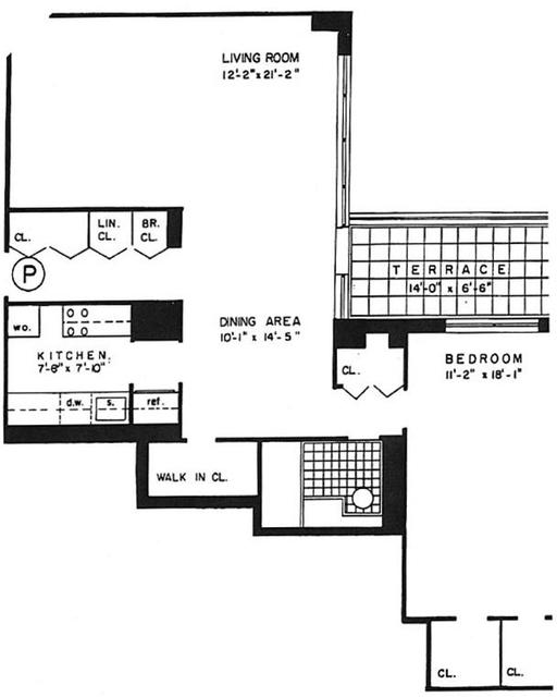 1 Bedroom, Spuyten Duyvil Rental in NYC for $2,595 - Photo 1