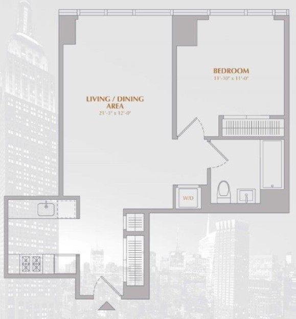 1 Bedroom, Murray Hill Rental in NYC for $5,011 - Photo 2
