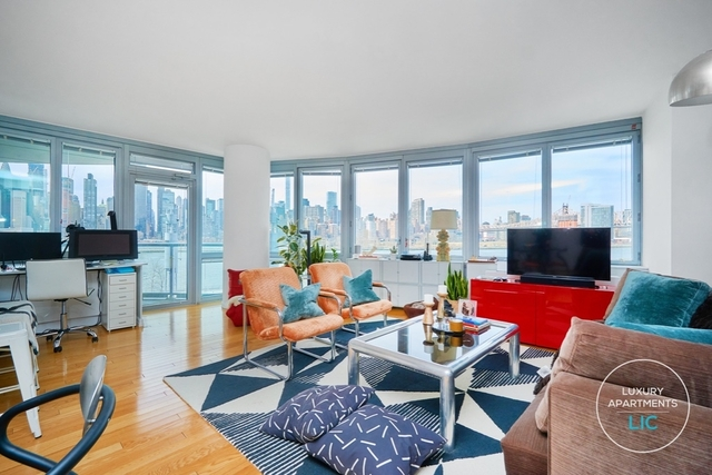 2 Bedrooms, Hunters Point Rental in NYC for $4,525 - Photo 2
