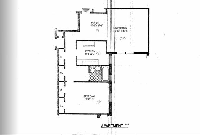 1 Bedroom, Fieldston Rental in NYC for $1,700 - Photo 2