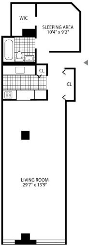 Studio, Upper East Side Rental in NYC for $3,529 - Photo 2