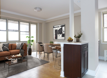 2 Bedrooms, Tribeca Rental in NYC for $5,550 - Photo 1