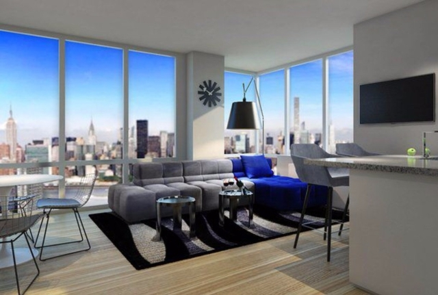 2 Bedrooms, Hunters Point Rental in NYC for $3,011 - Photo 2