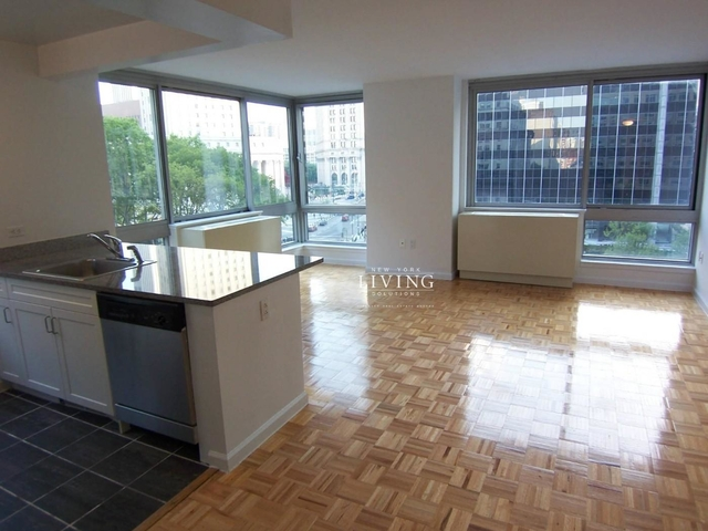 1 Bedroom, Civic Center Rental in NYC for $3,620 - Photo 2