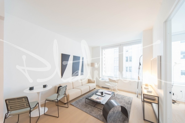 1 Bedroom, Financial District Rental in NYC for $3,717 - Photo 1