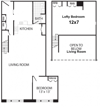 2 Bedrooms, Financial District Rental in NYC for $3,000 - Photo 2