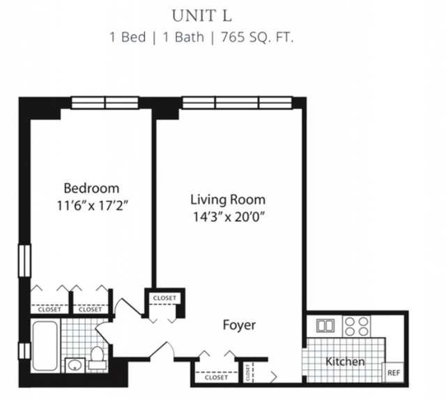 1 Bedroom, Yorkville Rental in NYC for $3,750 - Photo 2