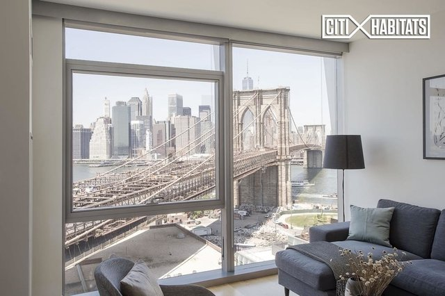 1 Bedroom, DUMBO Rental in NYC for $4,670 - Photo 2