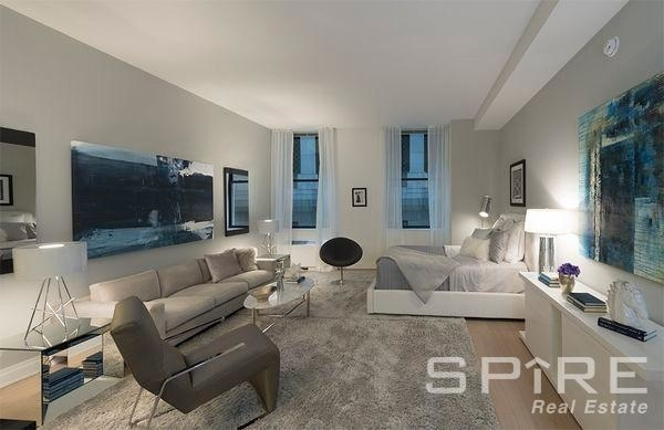 Studio, Financial District Rental in NYC for $3,827 - Photo 2