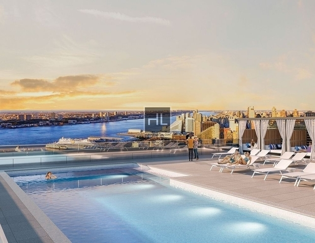 2 Bedrooms, Hell's Kitchen Rental in NYC for $7,550 - Photo 1