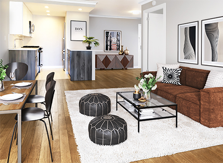 3 Bedrooms, Tribeca Rental in NYC for $6,325 - Photo 1
