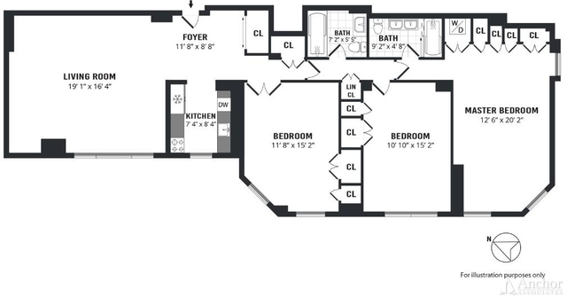 3 Bedrooms, Upper East Side Rental in NYC for $8,100 - Photo 2