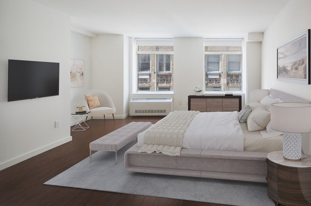 1 Bedroom, Financial District Rental in NYC for $4,650 - Photo 1