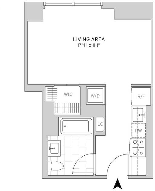 Studio, Murray Hill Rental in NYC for $3,568 - Photo 2