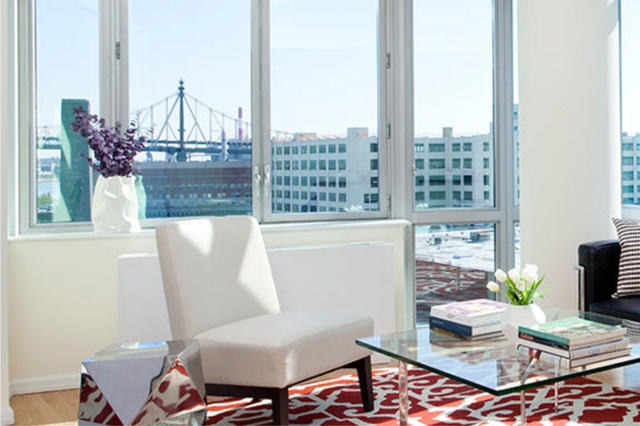 Studio, Hunters Point Rental in NYC for $2,744 - Photo 2