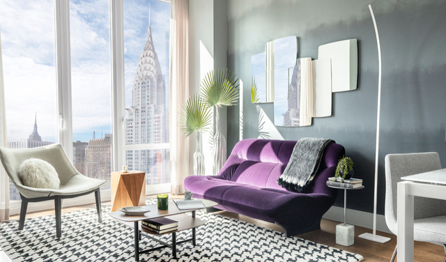 1 Bedroom, Turtle Bay Rental in NYC for $4,770 - Photo 2