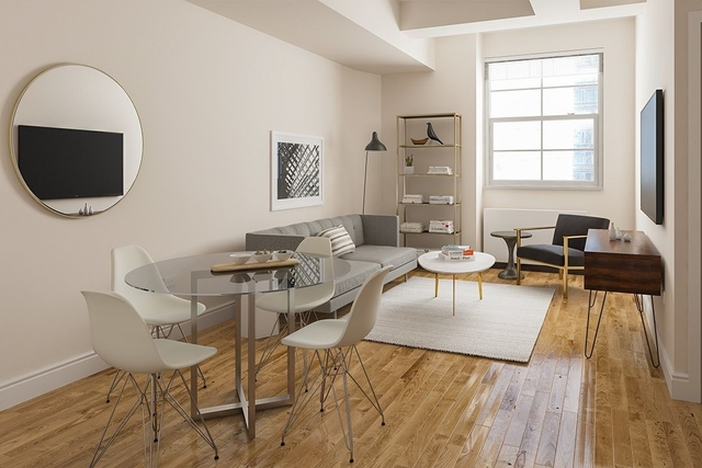 1 Bedroom, Financial District Rental in NYC for $3,695 - Photo 1