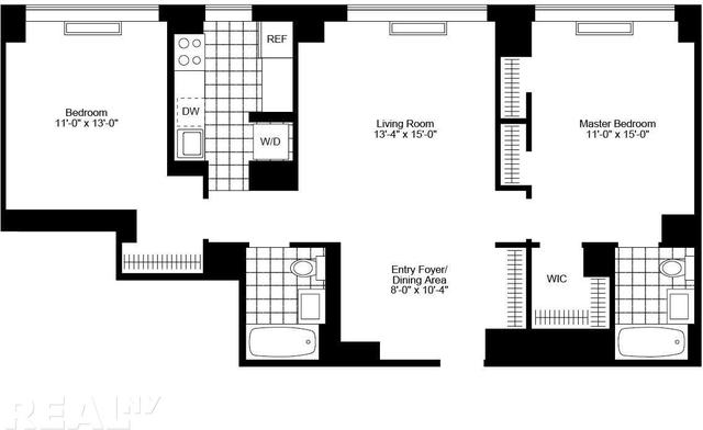 Studio, Chelsea Rental in NYC for $8,760 - Photo 1