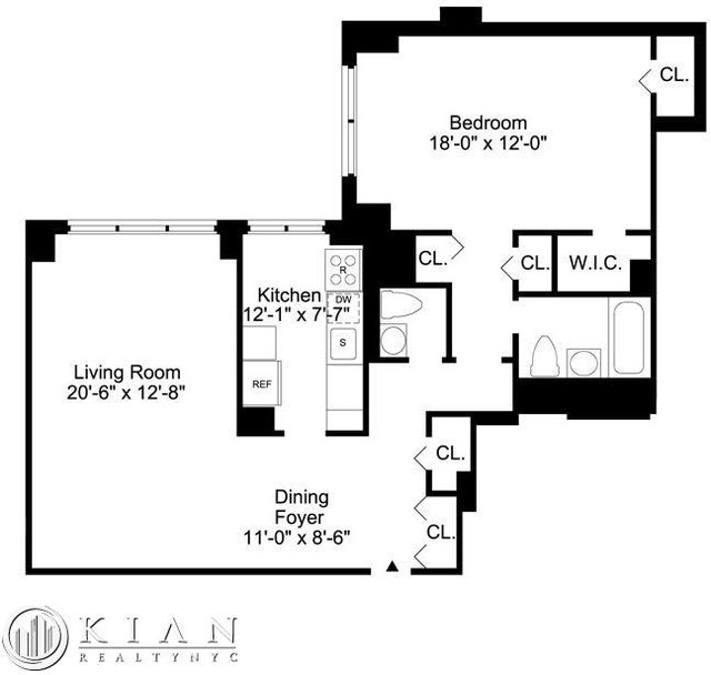 1 Bedroom, Sutton Place Rental in NYC for $4,595 - Photo 2
