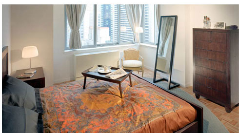 2 Bedrooms, Theater District Rental in NYC for $5,390 - Photo 2