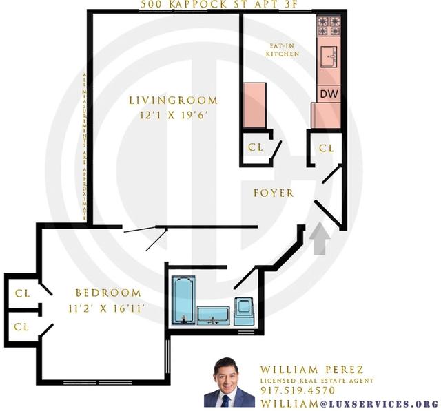 1 Bedroom, Spuyten Duyvil Rental in NYC for $1,925 - Photo 2