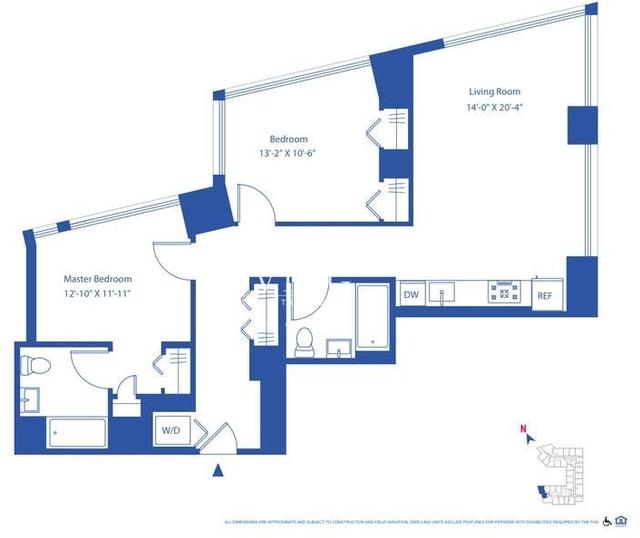 2 Bedrooms, Astoria Rental in NYC for $4,217 - Photo 2