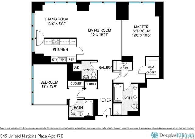 2 Bedrooms, Turtle Bay Rental in NYC for $7,950 - Photo 2