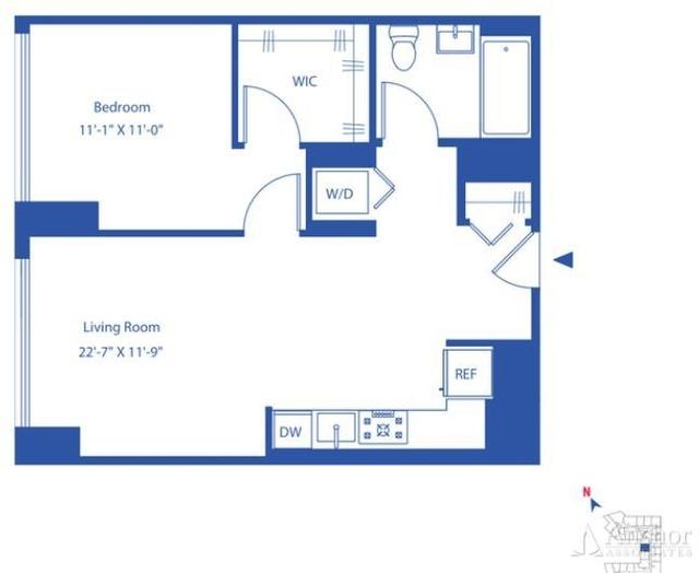 1 Bedroom, Astoria Rental in NYC for $2,954 - Photo 2