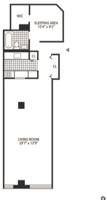 Studio, Upper East Side Rental in NYC for $3,438 - Photo 2