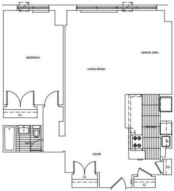 1 Bedroom, Upper West Side Rental in NYC for $4,100 - Photo 2