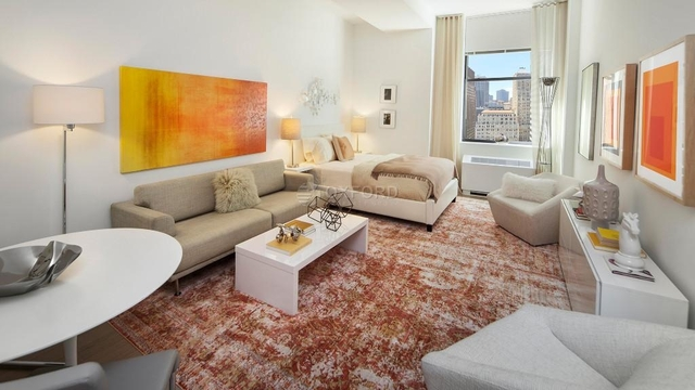 Studio, Financial District Rental in NYC for $2,937 - Photo 1
