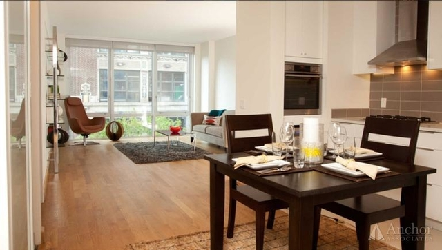 Studio, Hell's Kitchen Rental in NYC for $3,445 - Photo 1