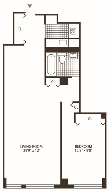 1 Bedroom, Upper East Side Rental in NYC for $3,980 - Photo 2