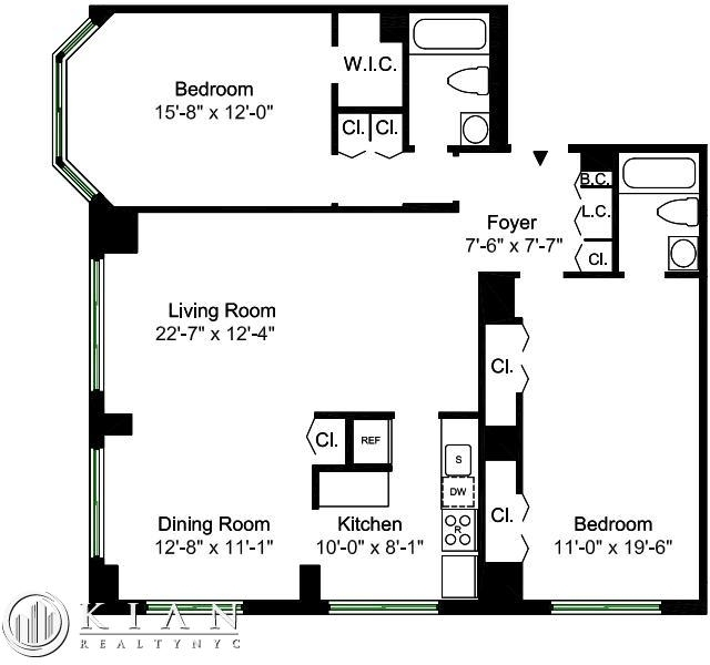 3 Bedrooms, Yorkville Rental in NYC for $6,795 - Photo 2